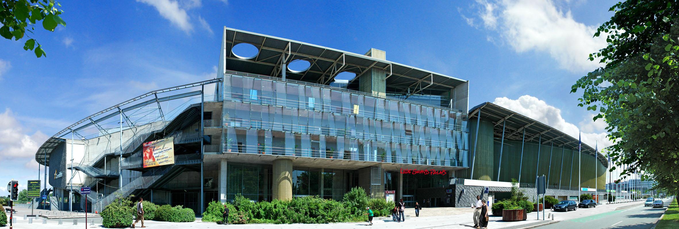 Une architecture sign e rem koolhaas lille grand palais for Salon de l apprentissage lille