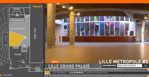 DR Lille Grand Palais