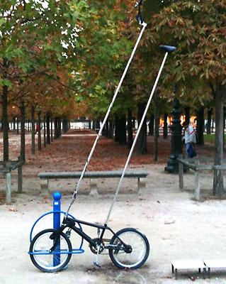 Le nouveau vélo de Lille Grand Palais