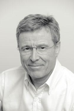 Gérard Denis, administrateur de l'ANAE ©Maxime Dufour Photographies