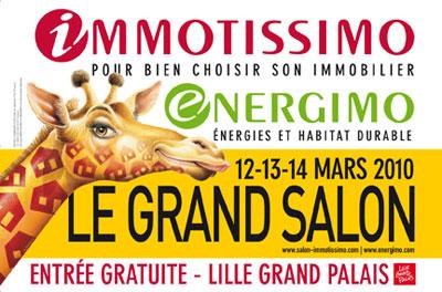 Immotissimo-Energimo 2010 du 12 au 14 mars 2010
