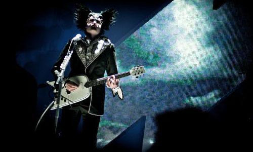 Matthieu Chedid-tournée-2009-2010