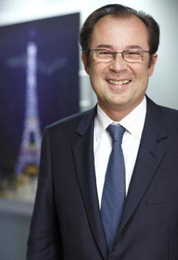Christian Mantei, Directeur Général d'Atout France DR LEFEUVRE