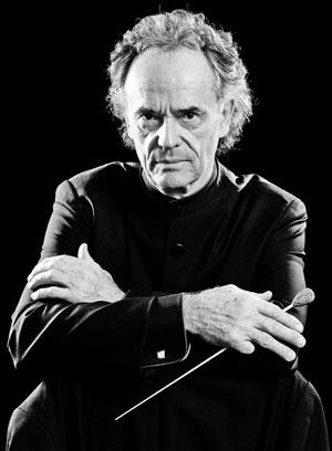 Jean-Claude Casadesus, DR Maxime Dufour Photographies