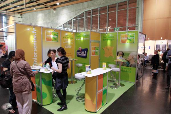 Salon des Services à la Personne Lille Grand Palais DR Félix Lenglin