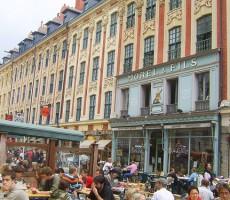Place de l'Opéra - Lille