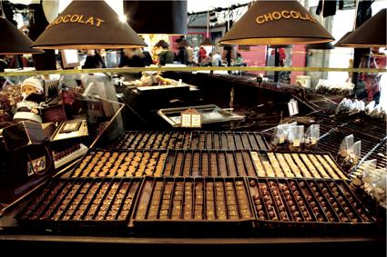 Salon du Chocolat Lille