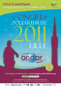 congres polyarthrite