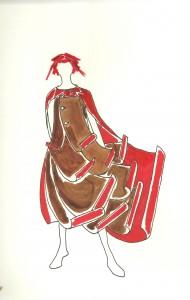 Eclats de rouge - Isabelle Charge - Vincent Cucci