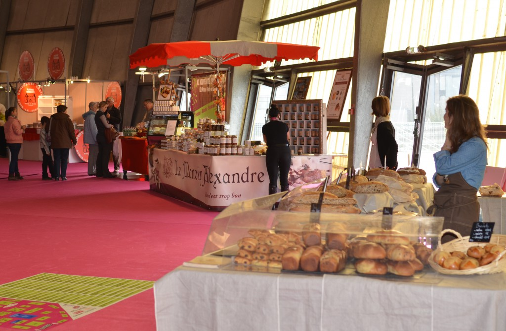 Envies culinaires un salon pour les gourmands lille for Salon culinaire lille