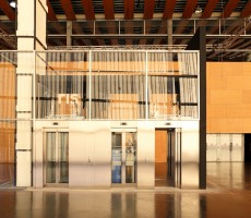 © Maxime Dufour Photographies -  Ascenseurs PMR Lille Grand Palais