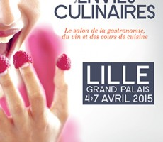 Envies culinaires Lille 2015