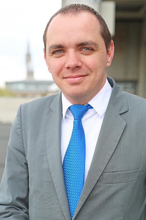 Xavier Dewidehem, président du comité d'organisation