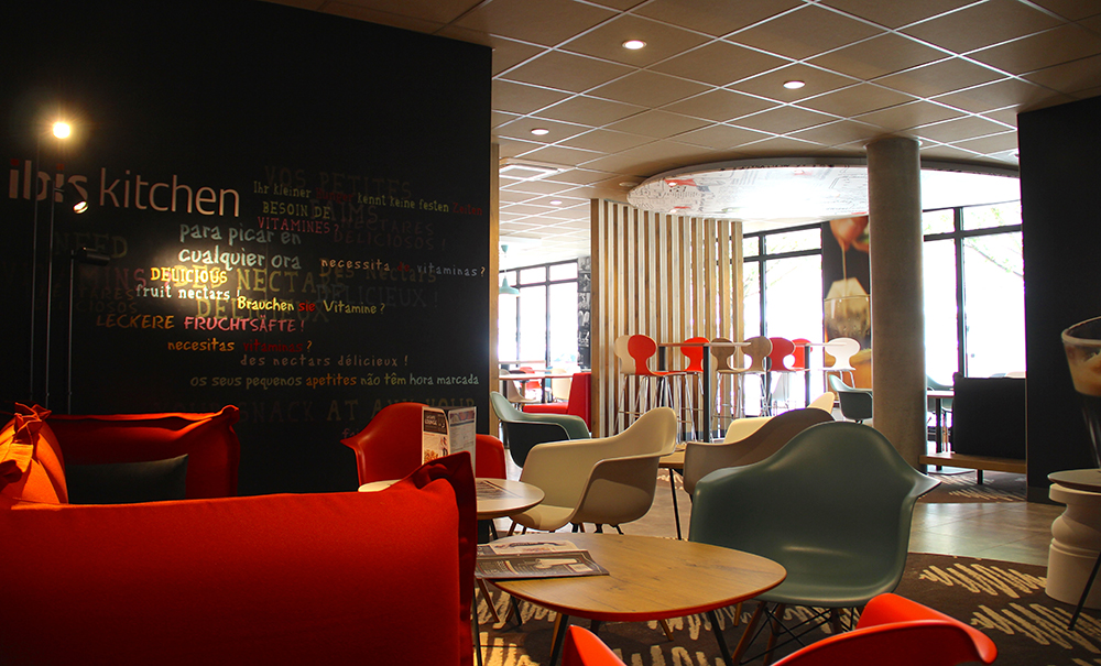Ibis kitchen Lounge