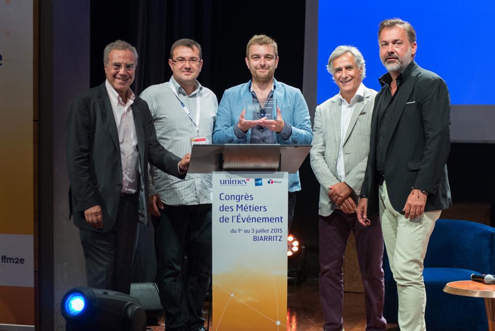 """Remise du """"Prix Ecoles"""" à l'IAE de Lille"""