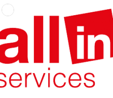 Logo All In services - Lille Grand Palais