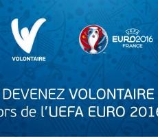 Volontaire - UEFA - EURO 2016