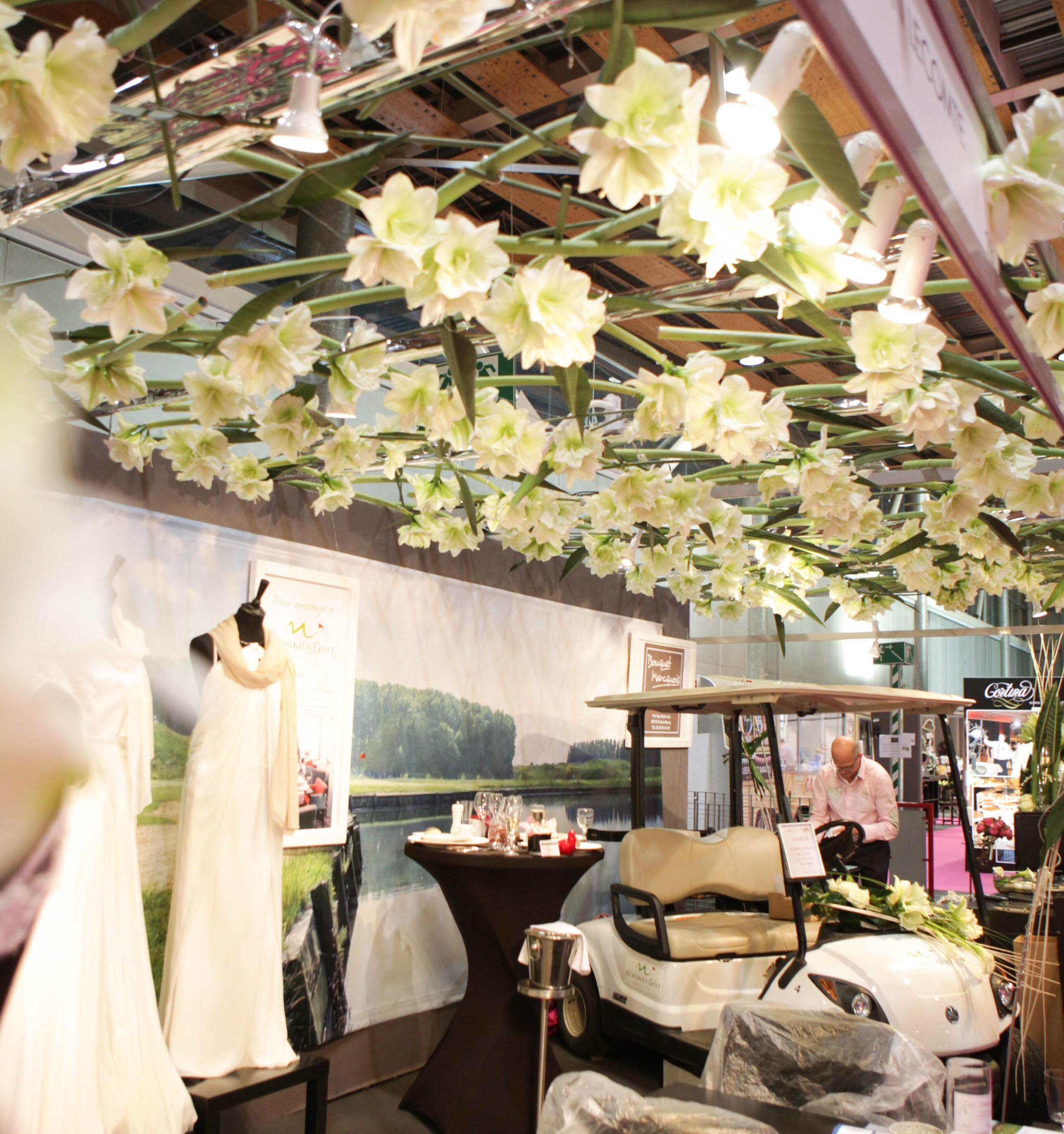 Le salon du mariage à Lille Grand Palais