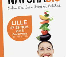 Salon Naturabio 2015 - Lille Grand Palais