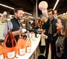 Salon des vins et des vignerons indépendants 2015 - Lille Grand Palais