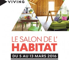 Viving salon de l'habitat Lille Grand Palais
