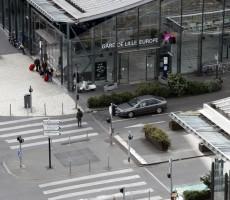 Photo Lille Europe - Article Lille une ville accessible