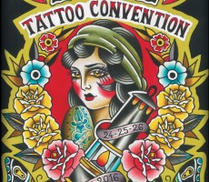 International Lille Tattoo Convention - Lille Grand Palais