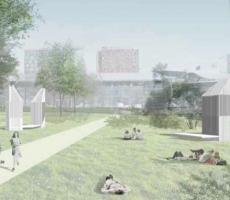 Ruches contemporaines - Parc Henri Matisse - Lille - Blog A la Une