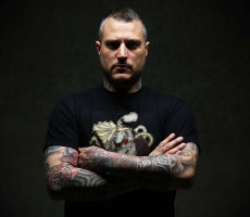 A la Une 17 - International Lille Tattoo Convention - Jean-Marc Bassand - Lille Grand Palais