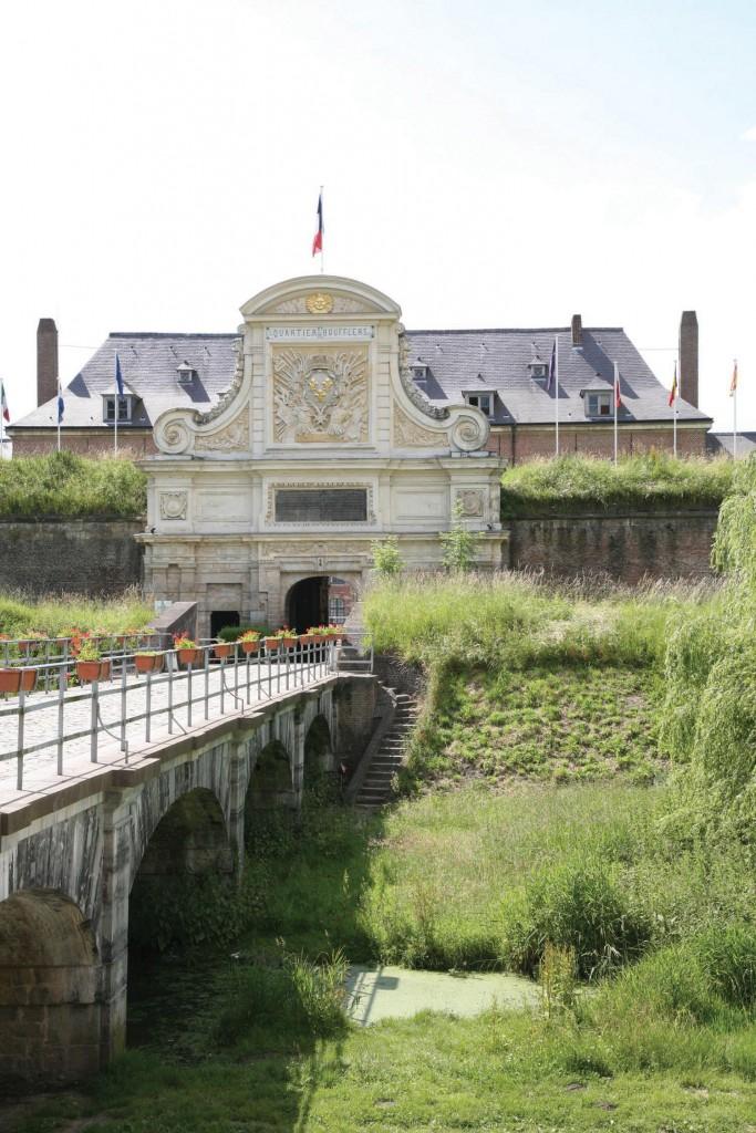 Citadelle - Porte Royale © OTCL Lille / maxime dufour photographies