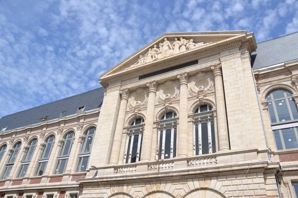 Sciences Po Lille rue Angellier ©Sciences Po Lille