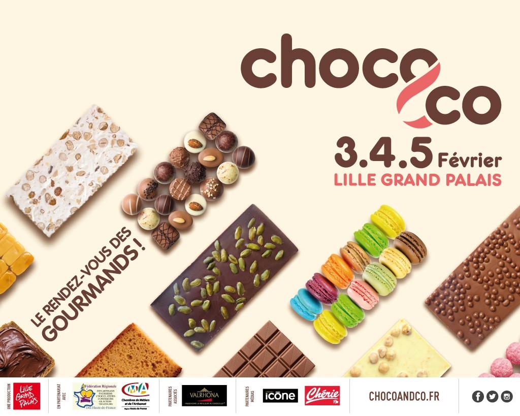 ChocoandCo- 2017 Lille