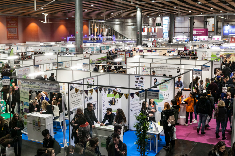 Salon de l etudiant 2018 le moment incontournable pour for Salon master lille