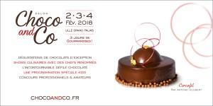 3e édition du salon du chocolat choco&co à lille grand palais
