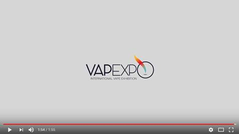 Vidéo Vap expo