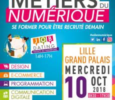 Salon des Métiers du Numérique Lille
