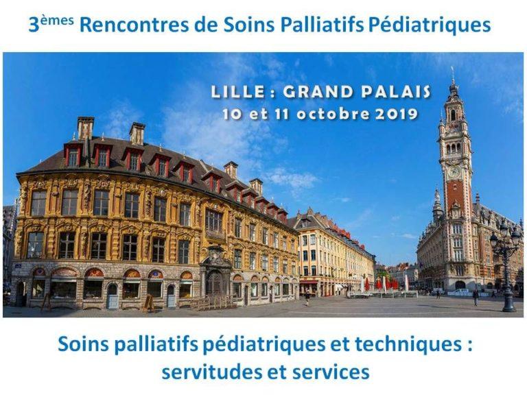 3èmes Rencontres de soins palliatifs pédiatriques