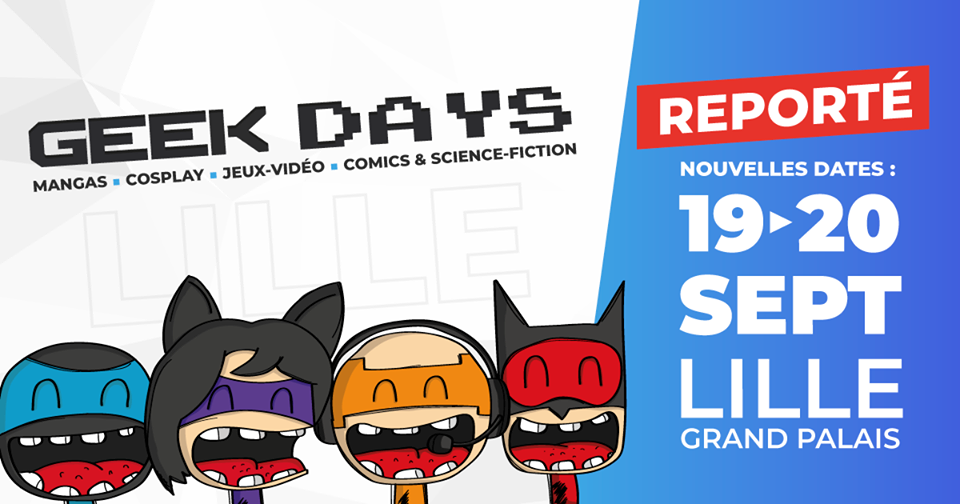 geek-days-lille-grand-palais