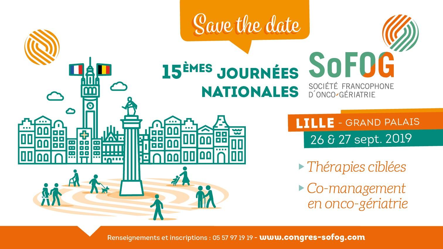 15e Journées Nationales de la SoFog