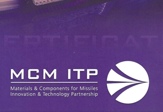 MBDA : MCM ITP CONFERENCE